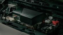 Nissan LEAF остается одним из самых продаваемых электромобилей всех времен с более чем 440000 мировых продаж.
