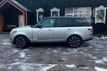 103034 Установка облицовок SV Autobiography на Range Rover Vogue 2020