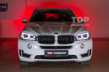 НОВЫЙ КАПОТ RENEGADE ДЛЯ BMW X5 F15