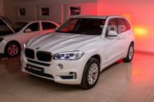 103039 Внешний тюнинг и защита оптики на BMW X5 F15
