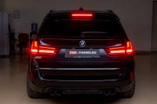 ЗАМЕНА БАМПЕРА НА BMW X5 F15 (M50D)