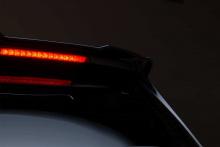 Спойлер на крышку багажника BMW X5