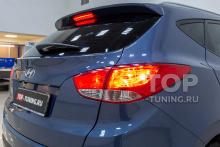 103126 Замена фонарей на Hyundai ix35