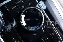 Хрустальный джойстик iDrive