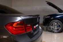 103145 Установка лип-спойлера на крышку багажника BMW F30