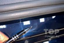 BMW X7 g07 - новый автомобиль, осмотр перед началом работ
