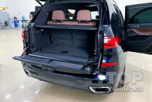 Профессиональный детейлинг BMW X7