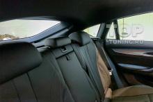 овый BMW X6 2019 года выпуска на комплекс работ по установке обвеса, защите полиуретановой пленкой, тонировке, детейлингу кузова и салона.