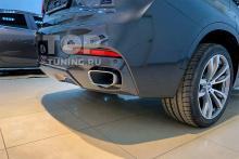 По рассказам хозяина авто, он давно планировал приобрести именно X6 F16 и не смог устоять от предложения автосалона.