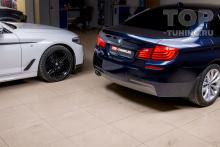 103277  Обвес M-Tech для BMW 5 F10 - Установка в Топ Тюнинг