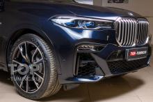 103350 Защита системы охлаждения BMW X7