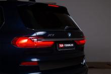 103376 Тонировка задней полусферы BMW X7