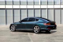 Источники издания утверждают, что Genesis eG80 будет иметь аккумуляторную батарею, которая позволяет электрическому седану преодолевать 500 км на одной зарядке. Он также будет оснащен усовершенствованной автономной технологией 3-го уровня, как часть