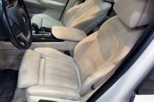 BMW X5 F15 - до начала работ (осмотр повреждений)