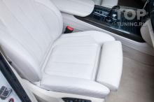 Пассажирское кресло (после химчистки и реставрации)