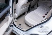 103416 Химчистка + реставрация салона BMW X5 F15