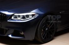 103497 Полировка и защиты оптики BMW 5 F10
