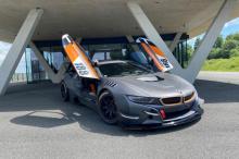 Интерьер был раздет, и вместо традиционного каркаса безопасности EDO установил клубную спортивную стойку. Также автомобиль получил подвеску Bilstein, которую он разделяет с автомобилем безопасности BMW i8 Формулы E.