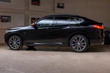Защита зоны риска BMW X4 G02 + дополнение