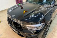 Защита капота от сколов - BMW X4 G02