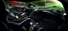 Каждый автомобиль будет иметь индивидуальный гараж и специальные услуги. На объекте также будет находиться «Lamborghini Squadra Corse Drivers Lab», которая предлагает программы спортивных тренировок, аналогичные тем, которые проводятся официальным го