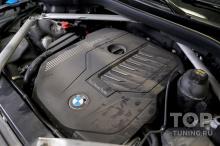 Моторный отсек xDrive 40i - консервация и обслуживание