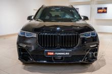 Установка оригинального дооснащения BMW в Топ Тюнинг Москва