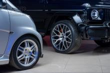 Новые диски в дизайне Monoblock Y R23 + тормоза от AMG G63