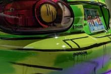 В своем сообщении на Facebook KBMER благодарит Animauto в Instagram за создание MX-5. Эта страница демонстрирует «японимизацию» комплектов пластиковых моделей в масштабе 1/24 с замечательными экземплярами, включая Subaru WRX STI и четвертое поколение