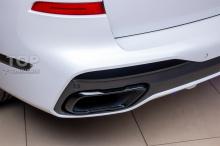 Бронирование пленкой BMW X7 G07, керамика, антидождь, защита ковров и кожи в салоне