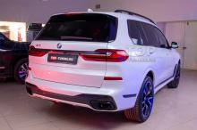 103775 Оклейка кузова нового BMW X7 выпущенного в США