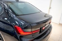 Черный BMW 3 G20 330i - до начала работ