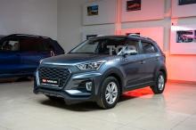 Тюнинг Hyundai Creta - обвес ATOM