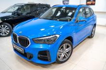 103820 Оснащение BMW X1 F48 M-Sport