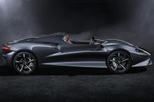 Теперь партнерство McLaren/Gulf Oil породило еще одну примечательную модель в форме McLaren Elva Gulf Theme от McLaren Special Operations (MSO). Мировой дебют родстера состоится на Goodwood SpeedWeek, который продлится до 18 октября на автодроме Good