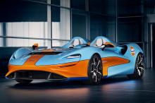 Elva присоединяется к моделям McLaren P1, Senna и Speedtail в рамках серии Ultimate. Всего выпущено 149 единиц, поэтому родстер станет одним из самых редких автомобилей McLaren. Легкий McLaren Elva обходится без крыши и лобового стекла и использует с