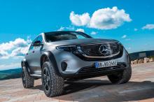 Председатель правления Daimler Ола Каллениус сказал, что электрический Maybach также находится в разработке, а классический G-wagen также скоро будет электрифицирован: «Мы также приняли решение летом о выпуске полностью электрической версии G. Мы дум