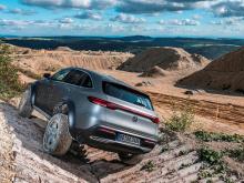 Mercedes-Benz обещает, что мы увидим окончательную серийную версию EQS весной 2021 года, а поставки дилерам в США, как ожидается, начнутся летом.