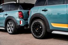 2021 Mini Cooper Countryman будет не первым автомобилем, о котором вы можете подумать при обсуждении внедорожников. Но с помощью немецкой компании X-raid, специализирующейся на бездорожье, Countryman выиграл в общей сложности пять ралли Дакар. Countr