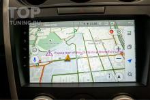 Яндекс Навигация с пробками вместо штатного головного устройства