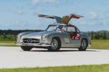 Из коллекции более восьми автомобилей было продано за более чем 1 млн долларов. Одним из звездных автомобилей аукциона был чрезвычайно редкий Ferrari 225 S Berlinetta 1952 года от Vignale, проданный за 2 810 000 долларов. Будучи пятой из 21 построенн