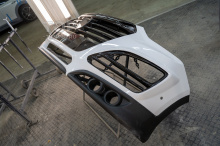 103892 Тюнинг Hyundai Santa Fe 3 - обвес, тонировка, салон