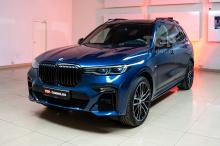 Готовая работа - полная защита кузова и оптики на BMW
