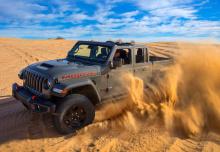 В конце концов, мы остаемся с заманчивой возможностью, что у Jeep есть что-то вроде «быстрого пути» к разработке мощного среднеразмерного внедорожника с двигателем V8 - такого, который может победить все Chevrolet Colorado ZR2 и возможно, если кто-ни