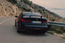 Какой бы ни была причина для нового видео, нельзя отрицать, что машина выглдяит немного странно, и очень похоже на стиль M3.