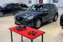 103985 Дистанционный автозапуск в Mazda CX-5 (установка)