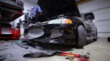 Все началось три года назад, когда он построил нестандартный зеленый Mitsubishi Eclipse, вдохновленный автомобилем из оригинального фильма «Форсаж» 2001 года. С тех пор его коллекция расширилась до 24 копий автомобилей Fast & Furious, которые спрятан