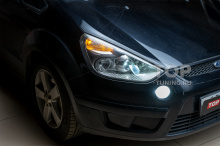 Ремонт фар. Замена линз в Форд С Макс 1 поколения