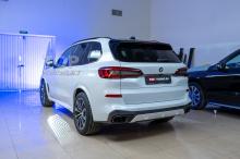Защита пленкой и оригинальные аксессуары Shadow Line для BMW X5