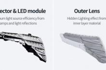В новой модели Hyundai Halo используется освещение, вдохновленное концепцией внедорожника Vision T, но как свет проникает сквозь хром в решетке радиатора Tucson? Что ж, это не так. Поясним: на поверхности находится линза, в которой используется техно